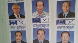 Coverage of the Sarawak State Elections (PRU 13).