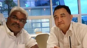 ASIAPR assigns legal adviser A Nazri lbrahim as corporate attache to ASIAPR Cambodia. — with Sivakumar Ganapathy in Putrajaya, Wilayah Persekutuan, Malaysia.