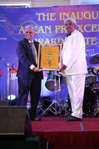 ASEAN PR AWARDS 2015